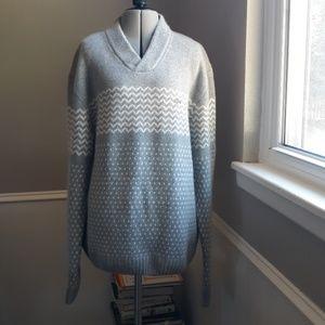 Lacoste Devanly cashmere blend pullover